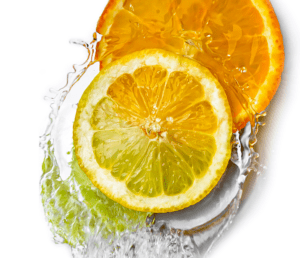 Citrus helps clean and smells great