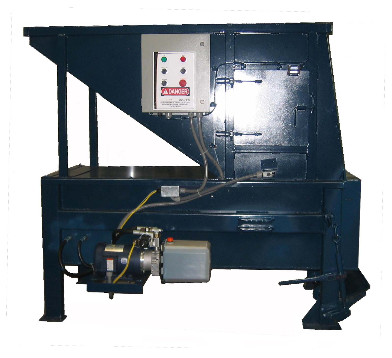 How to clean a compactor – reduce stink, increase satisfaction