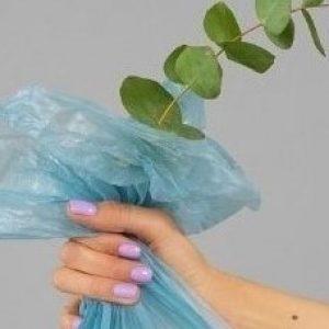 garbage bag not tied